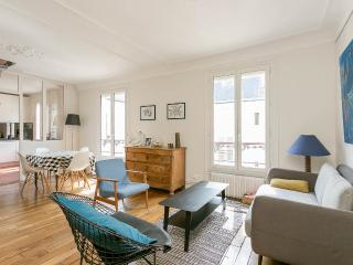 Family appartment in Montmartre - Paris vacation rentals