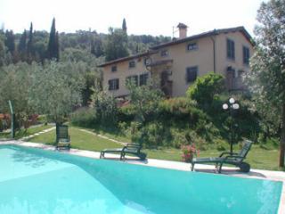 Villa in Castiglion Fiorentino, Tuscany, Italy - Castiglion Fiorentino vacation rentals