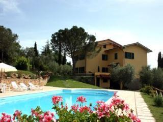 Villa in Cortona, Tuscany, Italy - Castiglion Fiorentino vacation rentals
