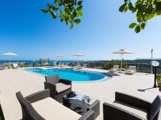 Villa Diamantis, superb sea views! - Rethymnon vacation rentals