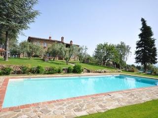 4 bedroom Villa in Monte San Savino, Siena e Dintorni, Tuscany, Italy : ref - Torricella vacation rentals