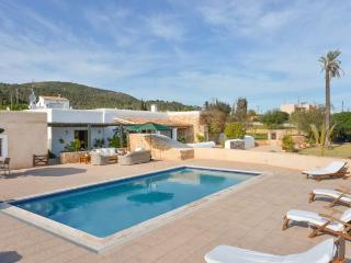6 bedroom Villa in Sant Jordi De Ses Salines, Ibiza Town, Baleares, Ibiza : ref 2132876 - Sant Miquel De Balansat vacation rentals