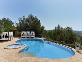 6 bedroom Villa in Sant Antoni De Portmany, San Antonio, Ibiza, Ibiza : ref - Sant Antoni de Portmany vacation rentals