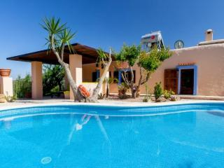 3 bedroom Villa in San Jose, Islas Baleares, Ibiza, Ibiza : ref 2133385 - San Jose vacation rentals