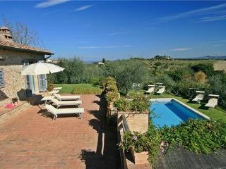 Villa in Gambassi Terme, Tuscany, Italy - Gambassi Terme vacation rentals