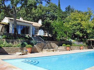 Villa in La Garde-Freinet, St Tropez Var, France - La Garde-Freinet vacation rentals