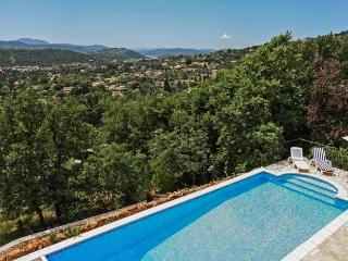5 bedroom Villa in Speracedes, Cote D'azur, France : ref 2226363 - Le Tignet vacation rentals