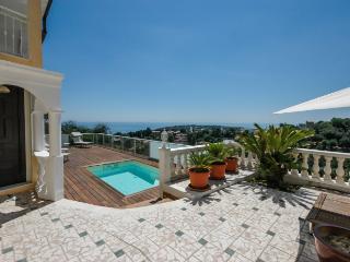 3 bedroom Villa in Roquebrune Cap Martin, Cote D Azur, France : ref 2226393 - Roquebrune-Cap-Martin vacation rentals