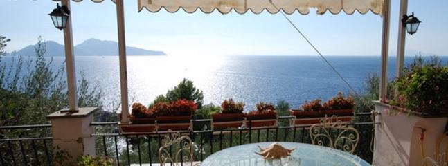 4 bedroom Villa in Punta Lagno, Costa Sorrentina, Amalfi Coast, Italy : ref 2230193 - Image 1 - Marciano - rentals