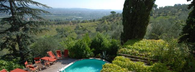 8 bedroom Villa in Lucca, Lucca Area, Tuscany, Italy : ref 2230223 - Image 1 - Lucca - rentals