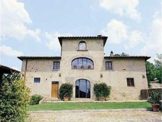 6 bedroom Villa in Montefiridolfi, Firenze Area, Tuscany, Italy : ref 2230231 - Montefiridolfi vacation rentals