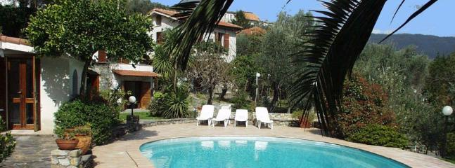 5 bedroom Villa in Rapallo, Riviera Di Levante, Liguria And Cinqueterre, Italy : ref 2230256 - Image 1 - Rapallo - rentals