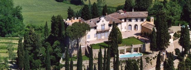 6 bedroom Villa in Castelfiorentino, Firenze Area, Tuscany, Italy : ref 2230285 - Image 1 - Castelfiorentino - rentals