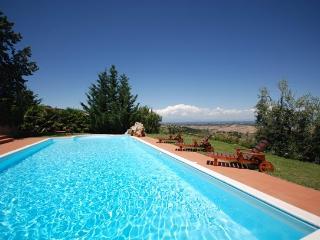 7 bedroom Villa in Chianni, Pisa Area, Tuscany, Italy : ref 2230299 - Chianni vacation rentals