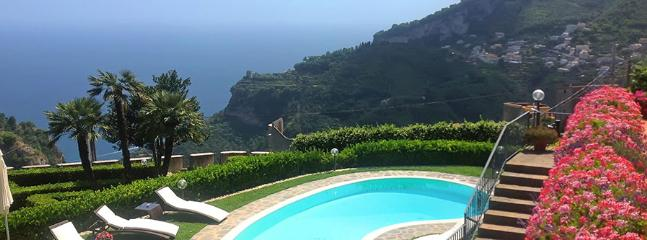 5 bedroom Villa in Scala, Ravello Area, Amalfi Coast, Italy : ref 2230323 - Image 1 - Amalfi Coast - rentals
