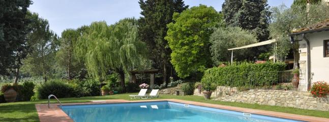 4 bedroom Villa in Rignano Sull Arno, Firenze Area, Tuscany, Italy : ref 2230363 - Image 1 - Rignano sull'Arno - rentals