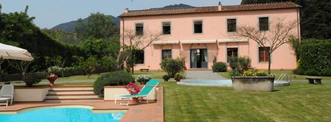 5 bedroom Villa in Segromigno In Monte, Lucca Area, Tuscany, Italy : ref 2230435 - Image 1 - San Pietro a Marcigliano - rentals