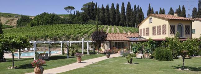 4 bedroom Villa in Cerreto Guidi, Firenze Area, Tuscany, Italy : ref 2230466 - Image 1 - Cerreto Guidi - rentals