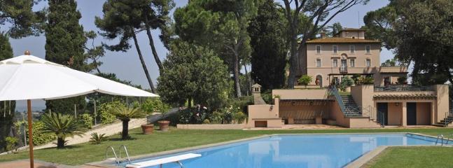 8 bedroom Villa in Magliano Sabina, Campagna Sabina, Rome And Lazio, Italy : ref 2230478 - Image 1 - Magliano Sabina - rentals
