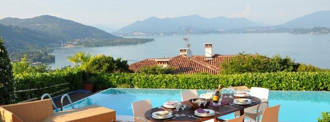 4 bedroom Villa in Meina, Lago Maggiore, Lake Maggiore, Italy : ref 2230515 - Image 1 - Meina - rentals