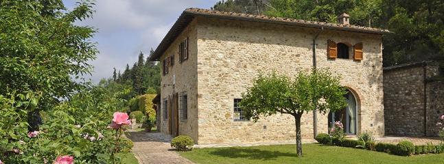 4 bedroom Villa in Mercatale Val Di Pesa, Firenze Area, Tuscany, Italy : ref 2230536 - Image 1 - Montelupo Fiorentino - rentals