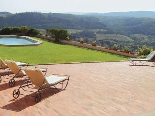 Villa in Bargino, Firenze Area, Tuscany, Italy - Bargino vacation rentals