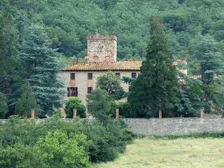 5 bedroom Villa in Badia Agnano, Arezzo Area, Tuscany, Italy : ref 2230552 - Badia Agnano vacation rentals