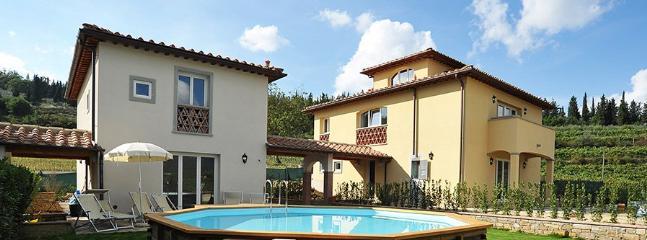 5 bedroom Villa in Greve, Firenze Area, Tuscany, Italy : ref 2230565 - Image 1 - Greve in Chianti - rentals