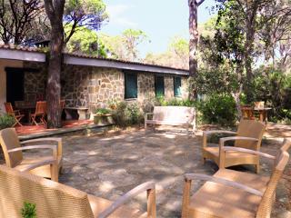 4 bedroom Villa in Roccamare, Costa Toscana, Tuscany, Italy : ref 2230569 - Pian di Rocca vacation rentals