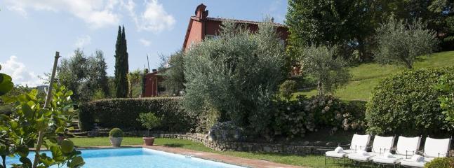 5 bedroom Villa in San Donato In Collina, Firenze Area, Tuscany, Italy : ref 2230581 - Image 1 - San Donato In Collina - rentals
