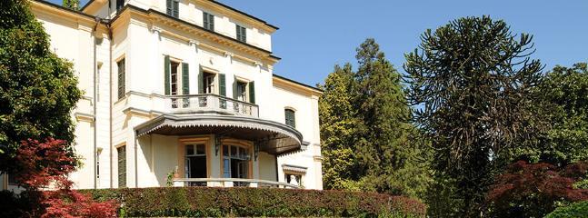 8 bedroom Villa in Meina, Lago Maggiore, Piedmont And Lake Maggiore, Italy : ref 2230587 - Image 1 - Meina - rentals
