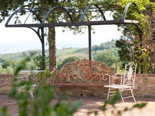 4 bedroom Villa in Montaione, Firenze Area, Tuscany, Italy : ref 2230601 - Montaione vacation rentals
