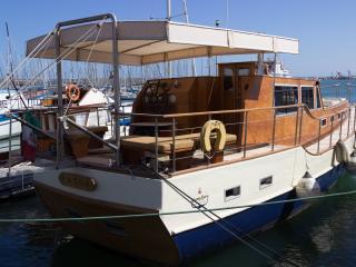 Bed & Boat sul Pascha a Marzamemi/Cabina Saraceno - Marzamemi vacation rentals