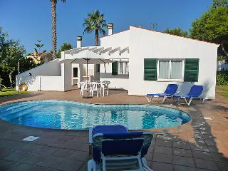 Villa in Cala Blanca, Menorca, Menorca - Cala Santandria vacation rentals