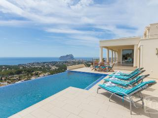 Villa in Benissa, Costa Blanca, Spain - La Llobella vacation rentals