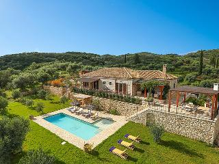4 bedroom Villa in Ropa valley, Corfu, Greece : ref 2250691 - Giannades vacation rentals