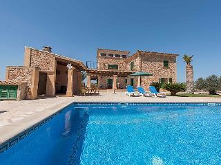 Villa in Cala Santanyí-Figuera-Llombards, Mallorca, Mallorca - Es Llombards vacation rentals
