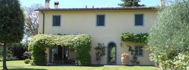 4 bedroom Villa in Montespertoli, Florence, Italy : ref 2258996 - Image 1 - Montespertoli - rentals