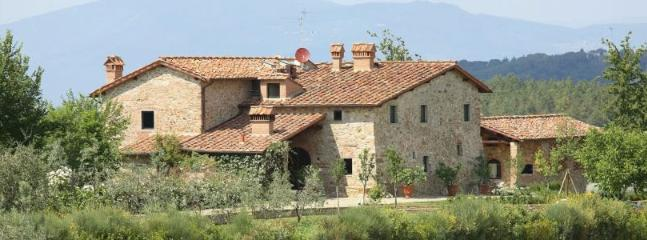 5 bedroom Villa in Florence, Mercatale Val di Pesa, Florence, Italy : ref 2258998 - Image 1 - Ponte di Gabbiano - rentals