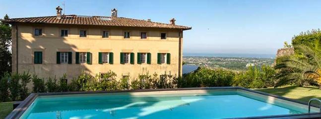 7 bedroom Villa in Pietrasanta, Near Pietrasanta, Forte dei Marmi, Italy : ref 2259051 - Image 1 - Pietrasanta - rentals