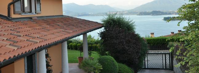 4 bedroom Villa in Meina, Near Meina, Lake Maggiore, Italy : ref 2259078 - Image 1 - Meina - rentals