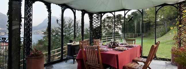 4 bedroom Villa in Menaggio, Near Menaggio, Lake Como, Italy : ref 2259087 - Image 1 - Santa Maria di San Siro - rentals