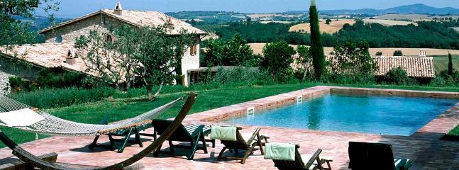 7 bedroom Villa in Orvieto, Near Orvieto, Umbria, Assisi, Italy : ref 2259132 - Image 1 - Orvieto - rentals