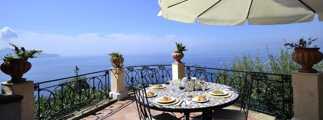 5 bedroom Villa in Sorrento, Near Sorrento, Amalfi Coast, Italy : ref 2259139 - Image 1 - Marciano - rentals