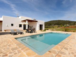 3 bedroom Villa in Sant Joan de Labritja, Sant Miquel de Balanzat, Ibiza : ref - San Lorenzo vacation rentals