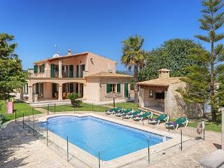5 bedroom Villa in San Jose, Cala Conta, Ibiza : ref 2259729 - Cala Tarida vacation rentals