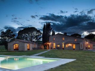 Villa in Buonconvento, Tuscany, Italy - Buonconvento vacation rentals