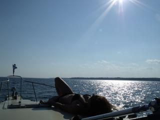 Nice Yacht with Long Term Rentals Allowed and DVD Player - Chateauguay vacation rentals