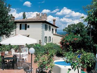 Villa in Borgo San Lorenzo, Tuscany, Italy - Piazzano vacation rentals