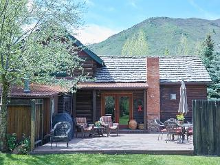 Historic Old Snowmass Log House on the Roaring Fork River – Near Trails - Snowmass vacation rentals